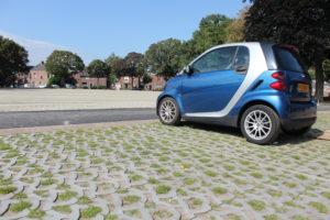 groen parkeren, Parkeerplaats groen